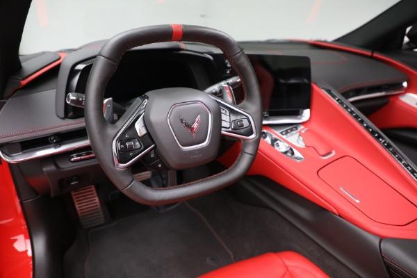 Used 2020 Chevrolet Corvette Stingray for sale Sold at Bugatti of Greenwich in Greenwich CT 06830 21