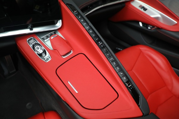 Used 2020 Chevrolet Corvette Stingray for sale Sold at Bugatti of Greenwich in Greenwich CT 06830 22