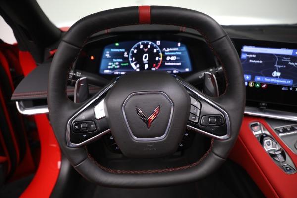 Used 2020 Chevrolet Corvette Stingray for sale Sold at Bugatti of Greenwich in Greenwich CT 06830 23