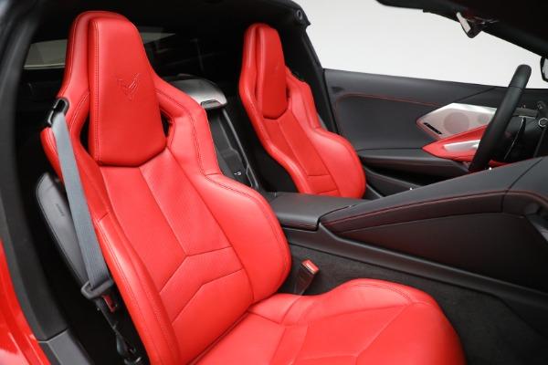Used 2020 Chevrolet Corvette Stingray for sale Sold at Bugatti of Greenwich in Greenwich CT 06830 24