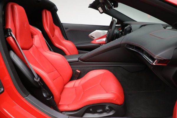 Used 2020 Chevrolet Corvette Stingray for sale Sold at Bugatti of Greenwich in Greenwich CT 06830 25