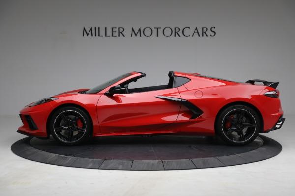 Used 2020 Chevrolet Corvette Stingray for sale Sold at Bugatti of Greenwich in Greenwich CT 06830 3