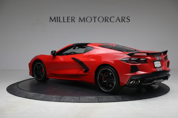 Used 2020 Chevrolet Corvette Stingray for sale Sold at Bugatti of Greenwich in Greenwich CT 06830 4