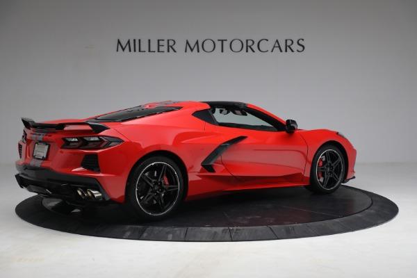 Used 2020 Chevrolet Corvette Stingray for sale Sold at Bugatti of Greenwich in Greenwich CT 06830 9