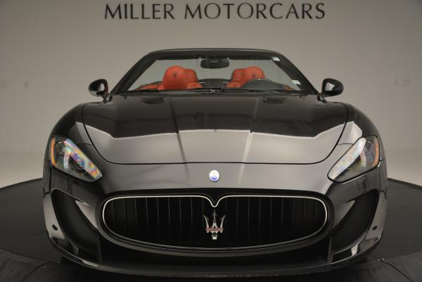 Used 2013 Maserati GranTurismo MC for sale Sold at Bugatti of Greenwich in Greenwich CT 06830 20