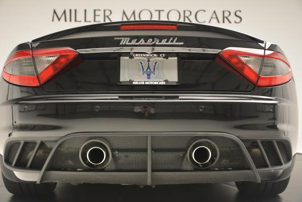 Used 2013 Maserati GranTurismo MC for sale Sold at Bugatti of Greenwich in Greenwich CT 06830 21