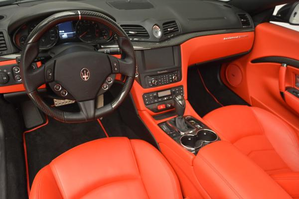 Used 2013 Maserati GranTurismo MC for sale Sold at Bugatti of Greenwich in Greenwich CT 06830 22