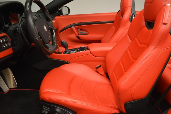 Used 2013 Maserati GranTurismo MC for sale Sold at Bugatti of Greenwich in Greenwich CT 06830 23