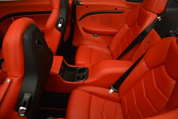 Used 2013 Maserati GranTurismo MC for sale Sold at Bugatti of Greenwich in Greenwich CT 06830 25