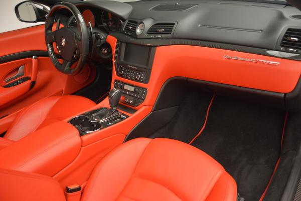 Used 2013 Maserati GranTurismo MC for sale Sold at Bugatti of Greenwich in Greenwich CT 06830 27