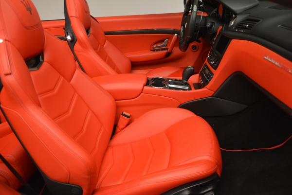 Used 2013 Maserati GranTurismo MC for sale Sold at Bugatti of Greenwich in Greenwich CT 06830 28