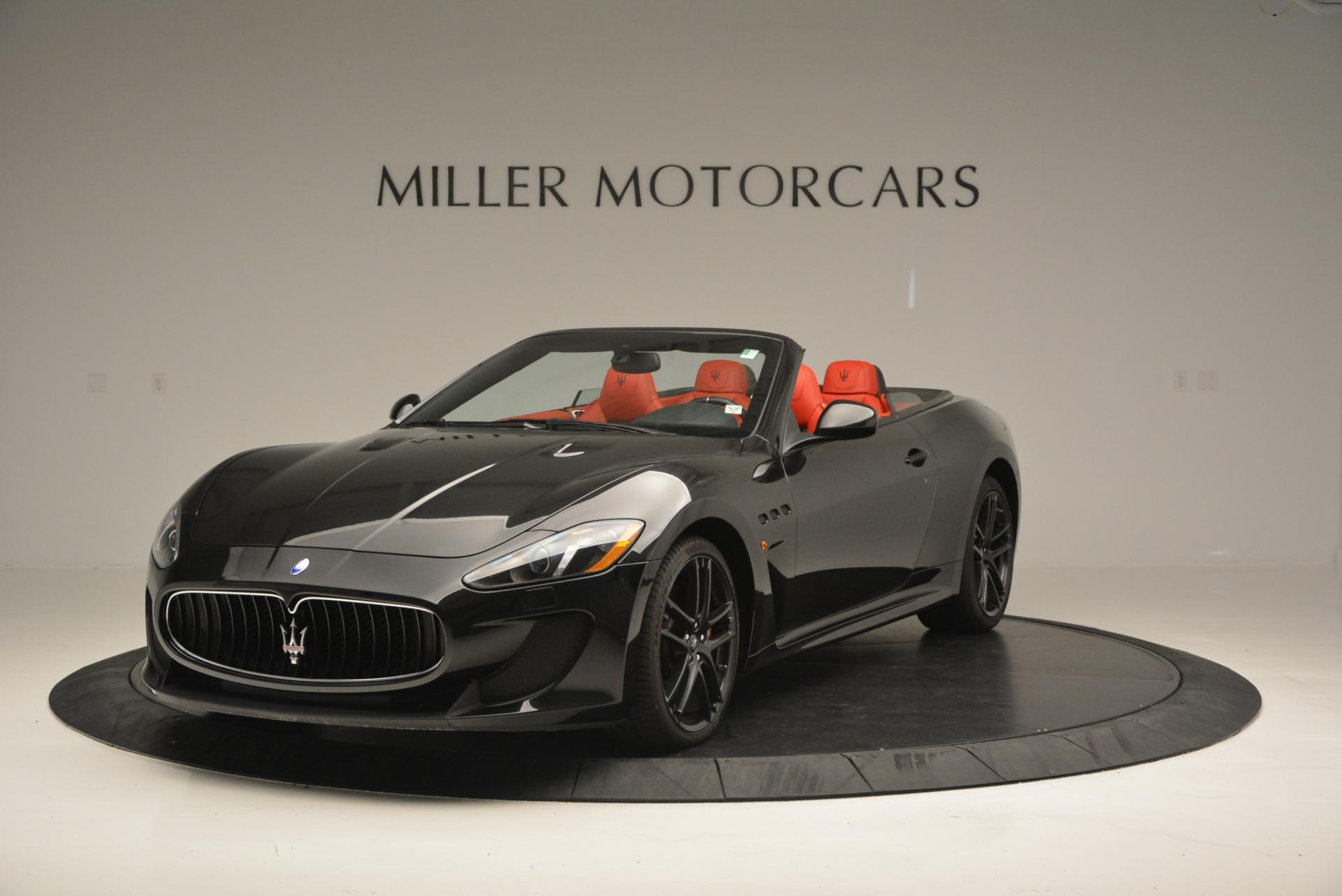 Used 2013 Maserati GranTurismo MC for sale Sold at Bugatti of Greenwich in Greenwich CT 06830 1