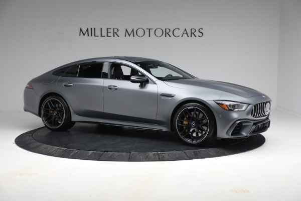 Used 2019 Mercedes-Benz AMG GT 63 for sale Call for price at Bugatti of Greenwich in Greenwich CT 06830 10