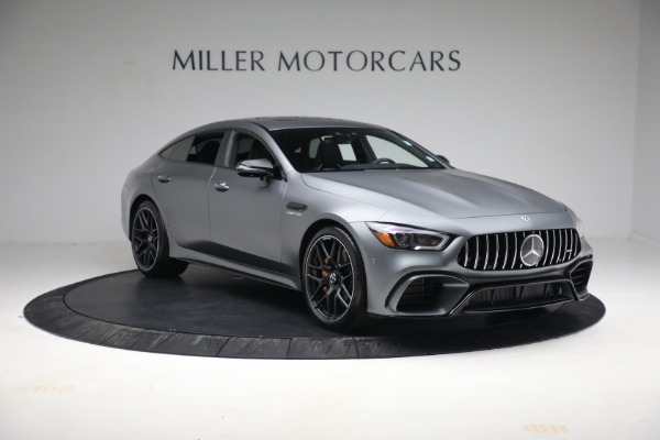 Used 2019 Mercedes-Benz AMG GT 63 for sale Call for price at Bugatti of Greenwich in Greenwich CT 06830 11