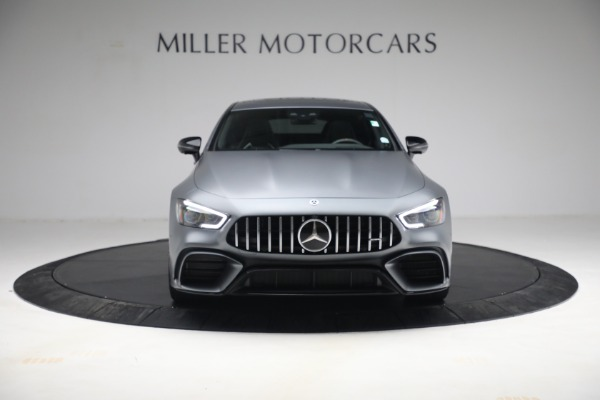 Used 2019 Mercedes-Benz AMG GT 63 for sale Call for price at Bugatti of Greenwich in Greenwich CT 06830 12