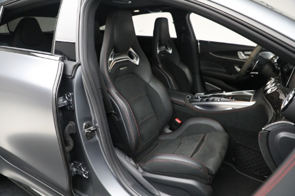 Used 2019 Mercedes-Benz AMG GT 63 for sale Call for price at Bugatti of Greenwich in Greenwich CT 06830 21