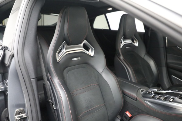 Used 2019 Mercedes-Benz AMG GT 63 for sale Call for price at Bugatti of Greenwich in Greenwich CT 06830 22