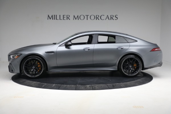 Used 2019 Mercedes-Benz AMG GT 63 for sale Call for price at Bugatti of Greenwich in Greenwich CT 06830 3