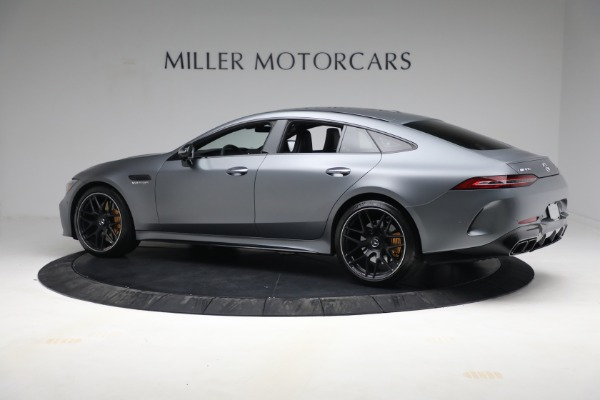 Used 2019 Mercedes-Benz AMG GT 63 for sale Call for price at Bugatti of Greenwich in Greenwich CT 06830 4