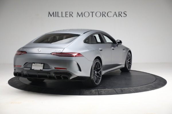 Used 2019 Mercedes-Benz AMG GT 63 for sale Call for price at Bugatti of Greenwich in Greenwich CT 06830 7