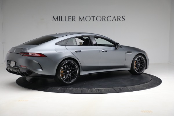 Used 2019 Mercedes-Benz AMG GT 63 for sale Call for price at Bugatti of Greenwich in Greenwich CT 06830 8
