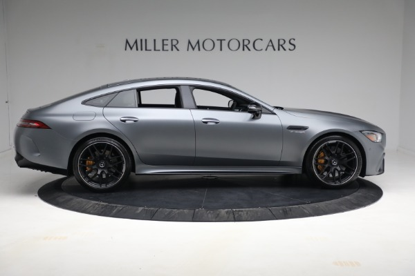 Used 2019 Mercedes-Benz AMG GT 63 for sale Call for price at Bugatti of Greenwich in Greenwich CT 06830 9