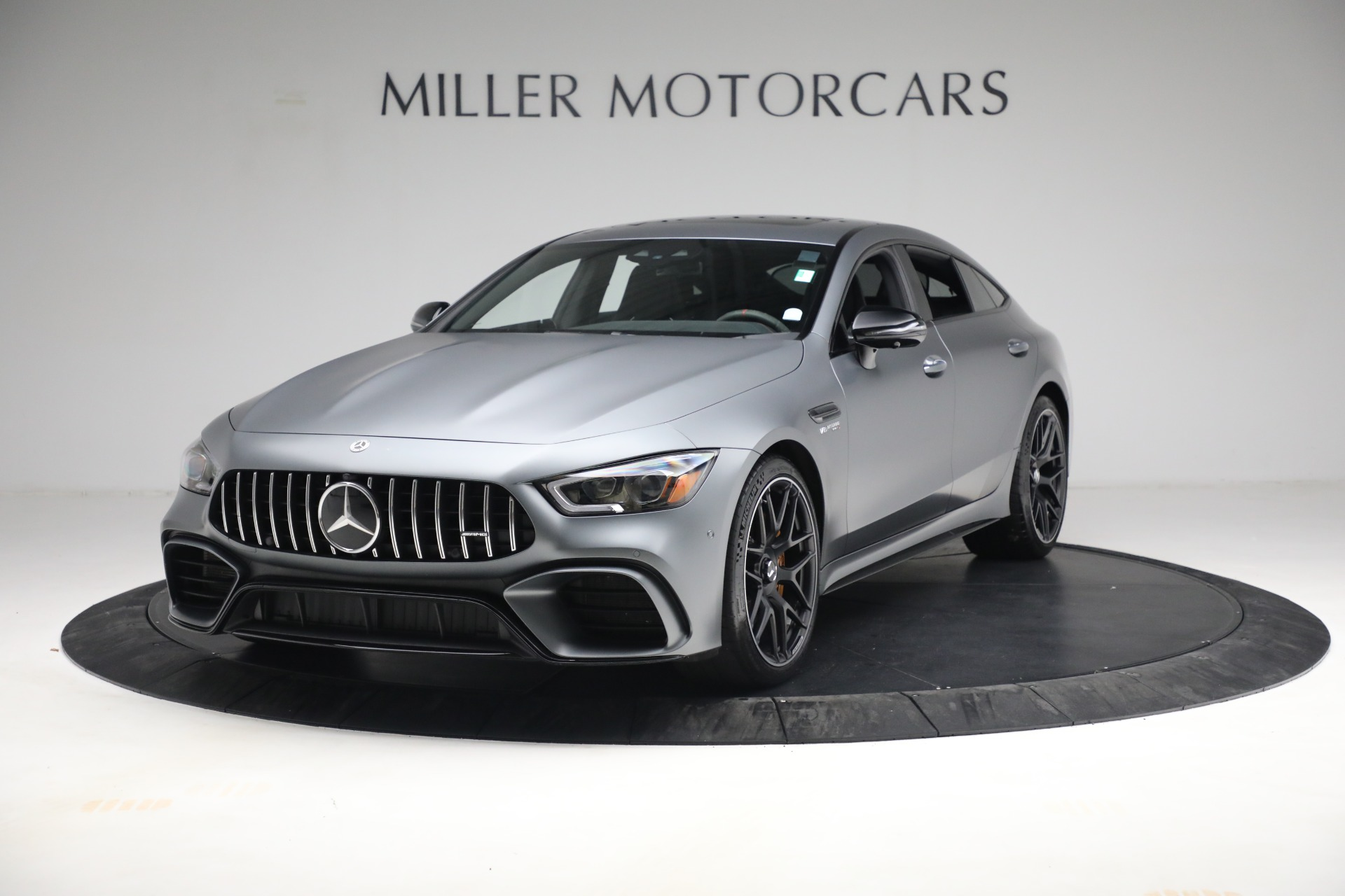 Used 2019 Mercedes-Benz AMG GT 63 for sale Call for price at Bugatti of Greenwich in Greenwich CT 06830 1