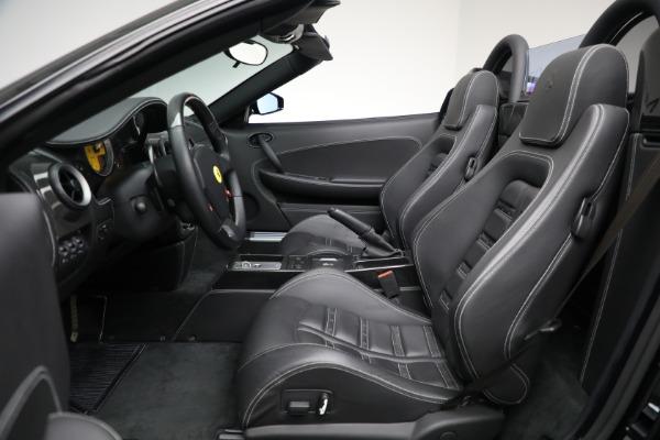Used 2008 Ferrari F430 Spider for sale Sold at Bugatti of Greenwich in Greenwich CT 06830 26
