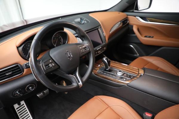 Used 2018 Maserati Levante GranSport for sale Sold at Bugatti of Greenwich in Greenwich CT 06830 13