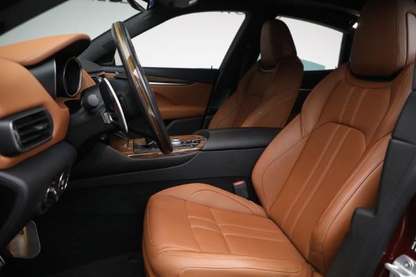 Used 2018 Maserati Levante GranSport for sale Sold at Bugatti of Greenwich in Greenwich CT 06830 14