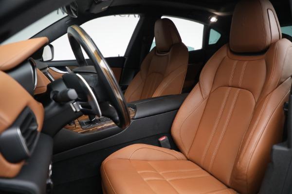 Used 2018 Maserati Levante GranSport for sale Sold at Bugatti of Greenwich in Greenwich CT 06830 15