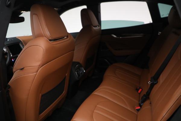 Used 2018 Maserati Levante GranSport for sale Sold at Bugatti of Greenwich in Greenwich CT 06830 21