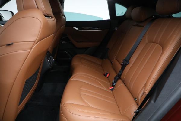 Used 2018 Maserati Levante GranSport for sale Sold at Bugatti of Greenwich in Greenwich CT 06830 22
