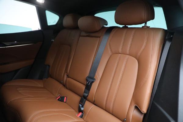 Used 2018 Maserati Levante GranSport for sale Sold at Bugatti of Greenwich in Greenwich CT 06830 23