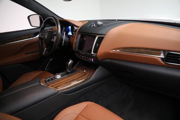 Used 2018 Maserati Levante GranSport for sale Sold at Bugatti of Greenwich in Greenwich CT 06830 25