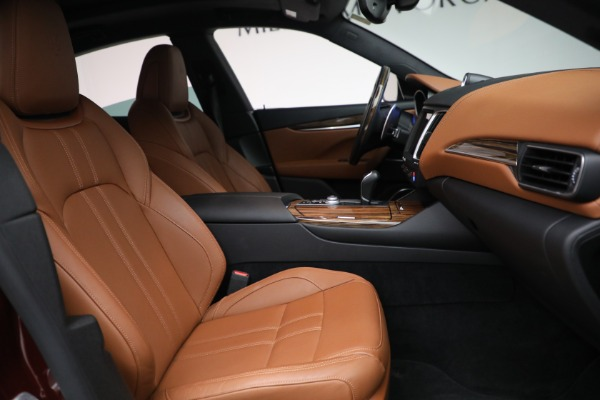 Used 2018 Maserati Levante GranSport for sale Sold at Bugatti of Greenwich in Greenwich CT 06830 26