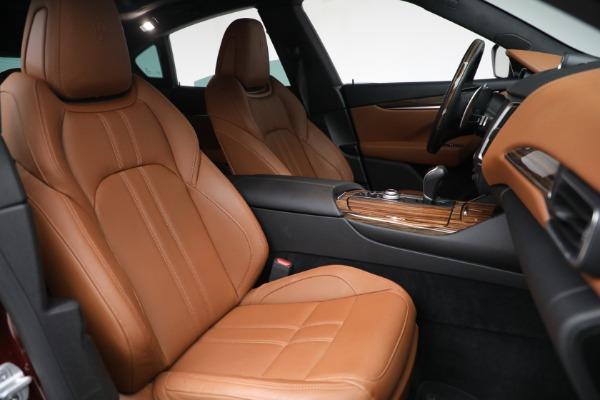 Used 2018 Maserati Levante GranSport for sale Sold at Bugatti of Greenwich in Greenwich CT 06830 27