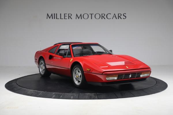 Used 1988 Ferrari 328 GTS for sale Call for price at Bugatti of Greenwich in Greenwich CT 06830 11