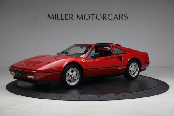 Used 1988 Ferrari 328 GTS for sale Call for price at Bugatti of Greenwich in Greenwich CT 06830 14