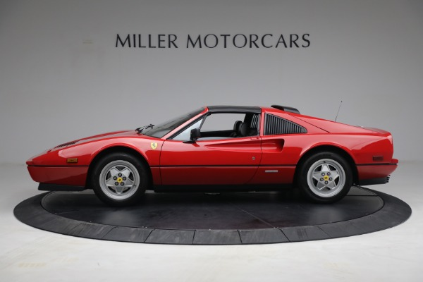 Used 1988 Ferrari 328 GTS for sale Call for price at Bugatti of Greenwich in Greenwich CT 06830 15