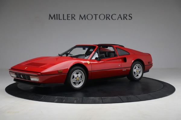 Used 1988 Ferrari 328 GTS for sale Call for price at Bugatti of Greenwich in Greenwich CT 06830 2