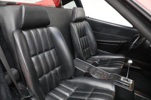 Used 1988 Ferrari 328 GTS for sale Call for price at Bugatti of Greenwich in Greenwich CT 06830 27