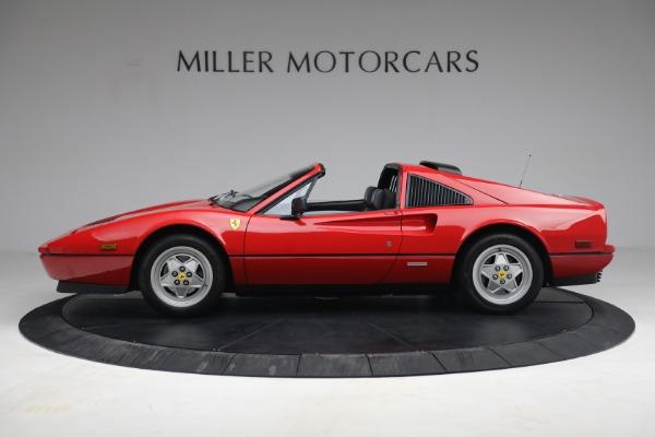 Used 1988 Ferrari 328 GTS for sale Call for price at Bugatti of Greenwich in Greenwich CT 06830 3
