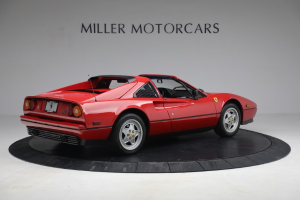 Used 1988 Ferrari 328 GTS for sale Call for price at Bugatti of Greenwich in Greenwich CT 06830 8