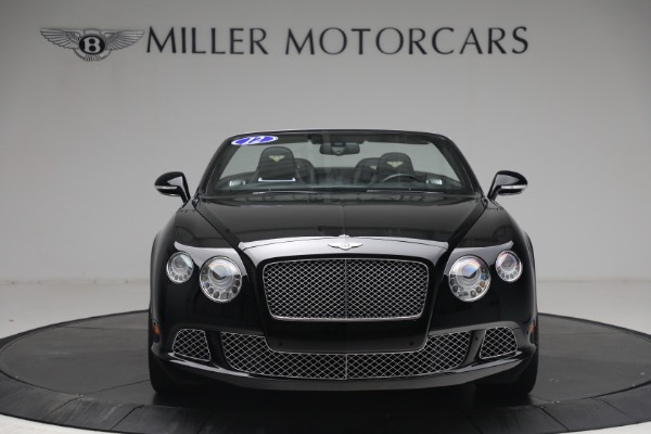 Used 2012 Bentley Continental GTC GT for sale $119,900 at Bugatti of Greenwich in Greenwich CT 06830 11