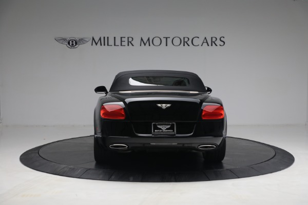 Used 2012 Bentley Continental GTC GT for sale $119,900 at Bugatti of Greenwich in Greenwich CT 06830 16