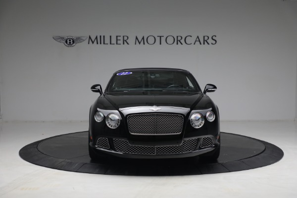 Used 2012 Bentley Continental GTC GT for sale $119,900 at Bugatti of Greenwich in Greenwich CT 06830 21