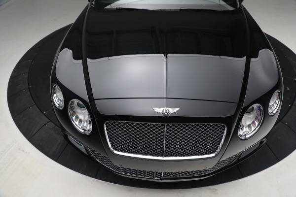 Used 2012 Bentley Continental GTC GT for sale $119,900 at Bugatti of Greenwich in Greenwich CT 06830 24