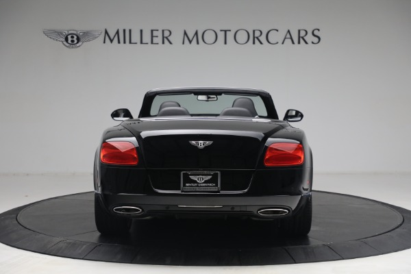 Used 2012 Bentley Continental GTC GT for sale $119,900 at Bugatti of Greenwich in Greenwich CT 06830 5