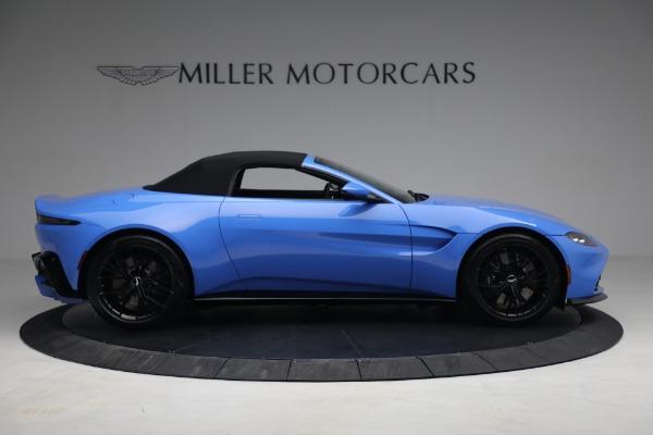 New 2021 Aston Martin Vantage Roadster for sale $186,386 at Bugatti of Greenwich in Greenwich CT 06830 16